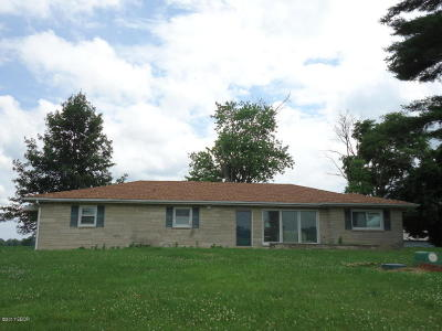 Single Family Home For Sale: 7145 N Highway 34