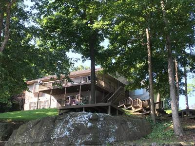 Goreville Single Family Home For Sale: 1105 Lakeshore Drive North