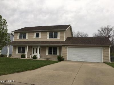 Carbondale IL Single Family Home For Sale: $199,900