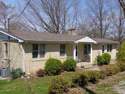 Johnson County Single Family Home For Sale: 590 Pyramid Lane
