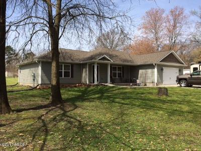 Carterville Single Family Home For Sale: 918 Whitecotton