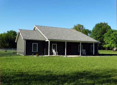 Johnston City Single Family Home For Sale: 10654 Stiritz Road