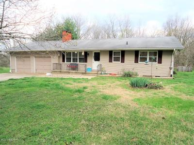 Marion Single Family Home For Sale: 2726 Pheasant Run