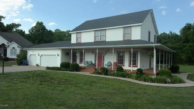Carterville Single Family Home For Sale: 118 Lyndsey Lane