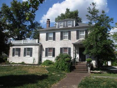Benton Single Family Home For Sale: 301 W Reed Street