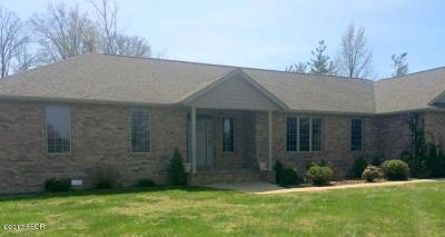 Herrin Single Family Home For Sale: 1600 E Clark Trail