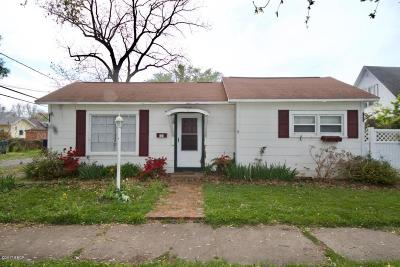 Murphysboro Single Family Home For Sale: 223 S 19th Street