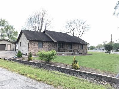 Vergennes IL Single Family Home For Sale: $145,000