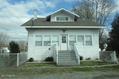 Gallatin County Single Family Home For Sale: 102 S Jarrell Street
