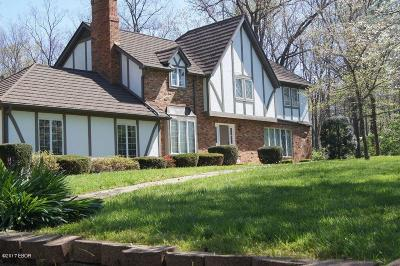 Benton Single Family Home For Sale: 9058 Baxter Road