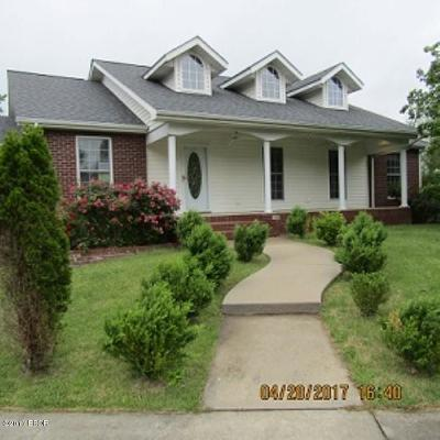 Harrisburg IL Single Family Home For Sale: $149,900