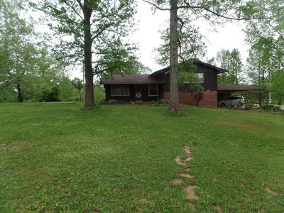 Johnston City Single Family Home For Sale: 14051 Corinth