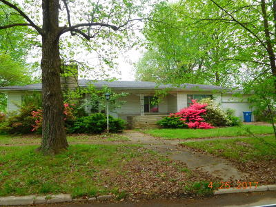 Marion Single Family Home For Sale: 420 S Calumet