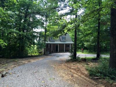 Single Family Home For Sale: 635 Eddyville Blacktop Road