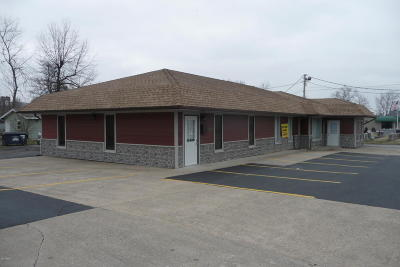 Commercial For Sale: 308 S Court Street
