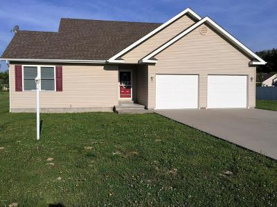 Herrin Single Family Home For Sale: 2303 Elias Drive