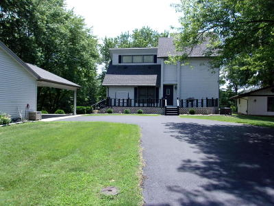 Creal Springs, Goreville, Marion Single Family Home For Sale: 13025 Whipporwill Lane