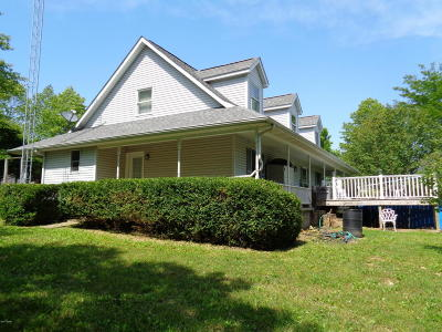 Pope County Single Family Home For Sale: 1335 Highway 145 N