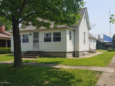 Herrin Single Family Home For Sale: 412 N 16th