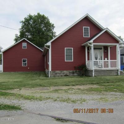 Herrin Single Family Home Active Contingent: 813 W Cherry Street
