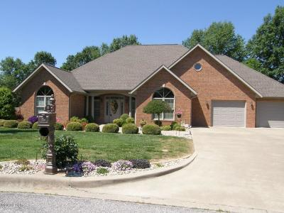 Marion Single Family Home For Sale: 2702 Masters Court