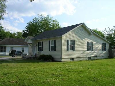 Metropolis Single Family Home Active Contingent: 1709 North Avenue