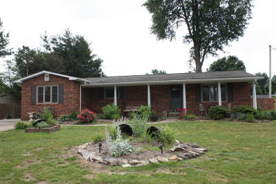 Herrin Single Family Home Active Contingent: 721 Woodland