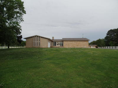 Saline County Single Family Home For Sale: 90 Golf Course Road
