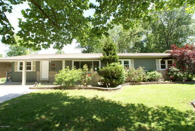 Herrin Single Family Home Active Contingent: 360 Park Lane