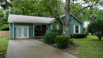 Massac County Single Family Home Active Contingent: 29 James Drive