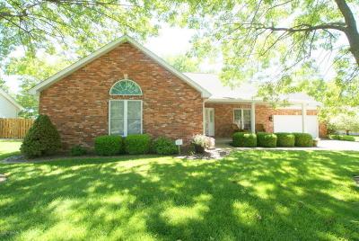 Herrin Single Family Home For Sale: 3020 Teakwood Lane