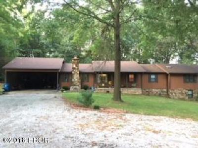 Saline County Single Family Home For Sale: 120 Pearson Road