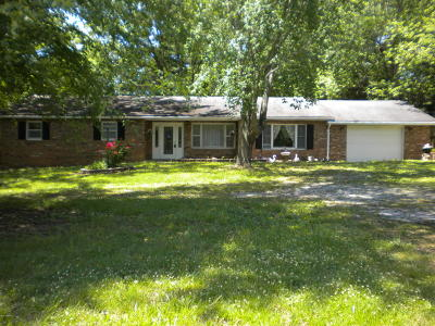 Single Family Home Sold: 1325 N Highway 142