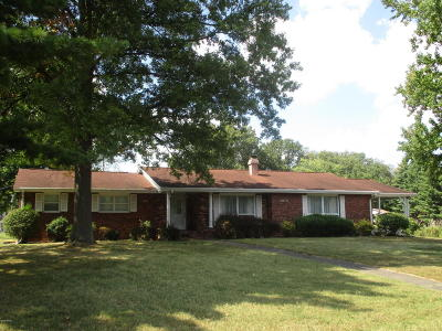 Benton Single Family Home For Sale: 1019 Election Drive