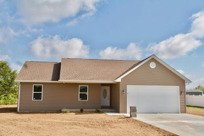 Carterville Single Family Home Active Contingent: 5620 Arctic Fox Drive