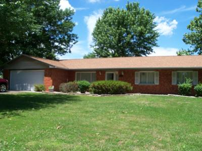 Carbondale Single Family Home For Sale: 1302 Meadowbrook Lane