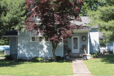 Marion Single Family Home For Sale: 206 S Van Buren