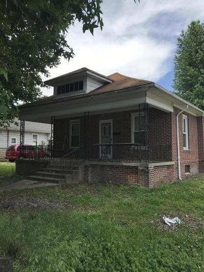 Marion Single Family Home For Sale: 1008 E Boulevard