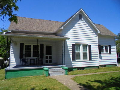 Carrier Mills Single Family Home For Sale: 505 N Main Street