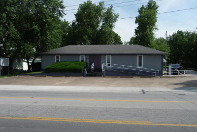 Commercial For Sale: 1825 W Main Street