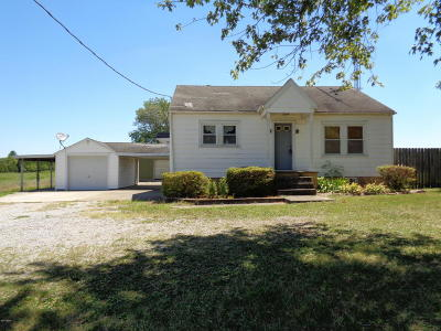 Single Family Home For Sale: Rr1 Box 175a