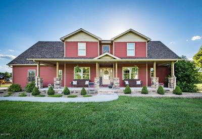 Williamson County Single Family Home For Sale: 11553 Strawberry Road