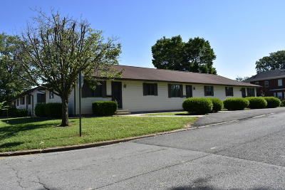 West Frankfort Multi Family Home For Sale: 501 E Elm