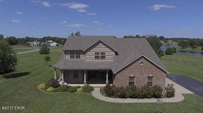 Carterville Single Family Home For Sale: 6028 Lakeview