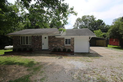 Desoto IL Single Family Home Active Contingent: $69,000