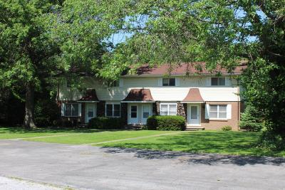 West Frankfort Multi Family Home For Sale: #1 Razer Drive