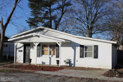 Herrin Single Family Home For Sale: 413 S 26th Street