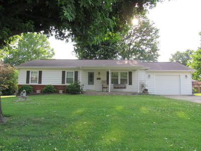 Marion Single Family Home For Sale: 1008 N Monroe Street