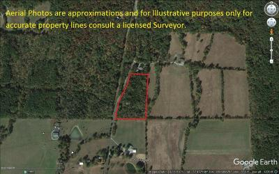 Pope County Residential Lots & Land For Sale: 001 SE Hazel Road