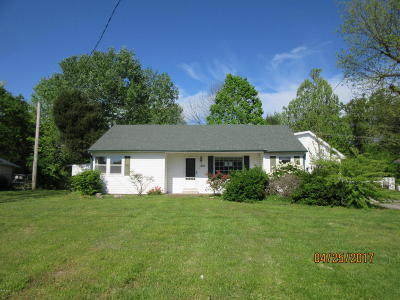 Massac County Single Family Home Active Contingent: 1405 Filmore Street